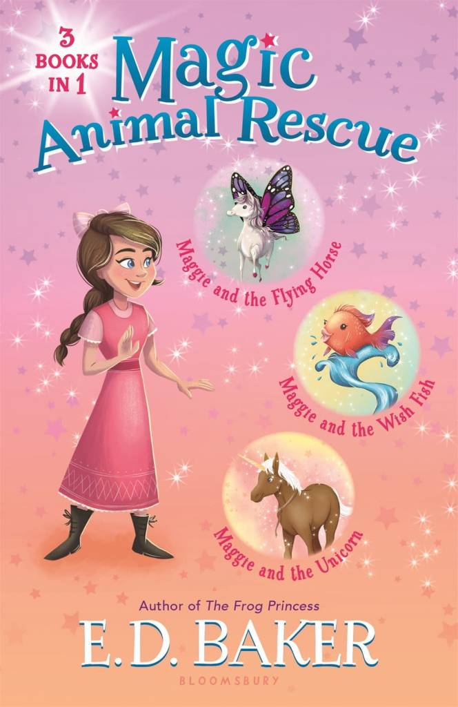 Bloomsbury USA Childrens Magic Animal Rescue Bind-up Books 1-3