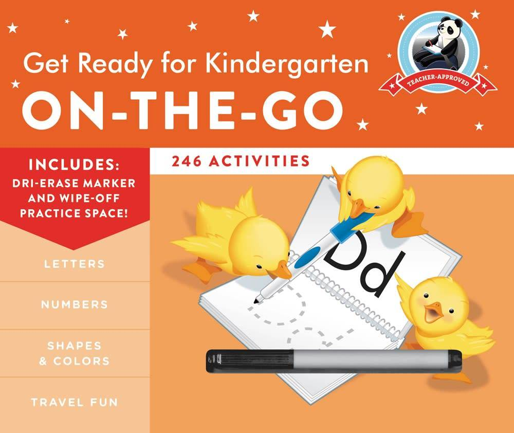 Black Dog & Leventhal Get Ready for Kindergarten On-the-Go