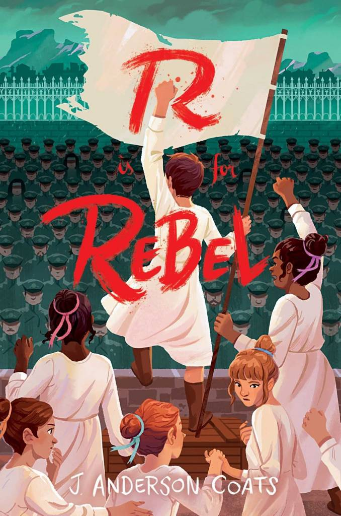 Atheneum Books for Young Readers R Is for Rebel