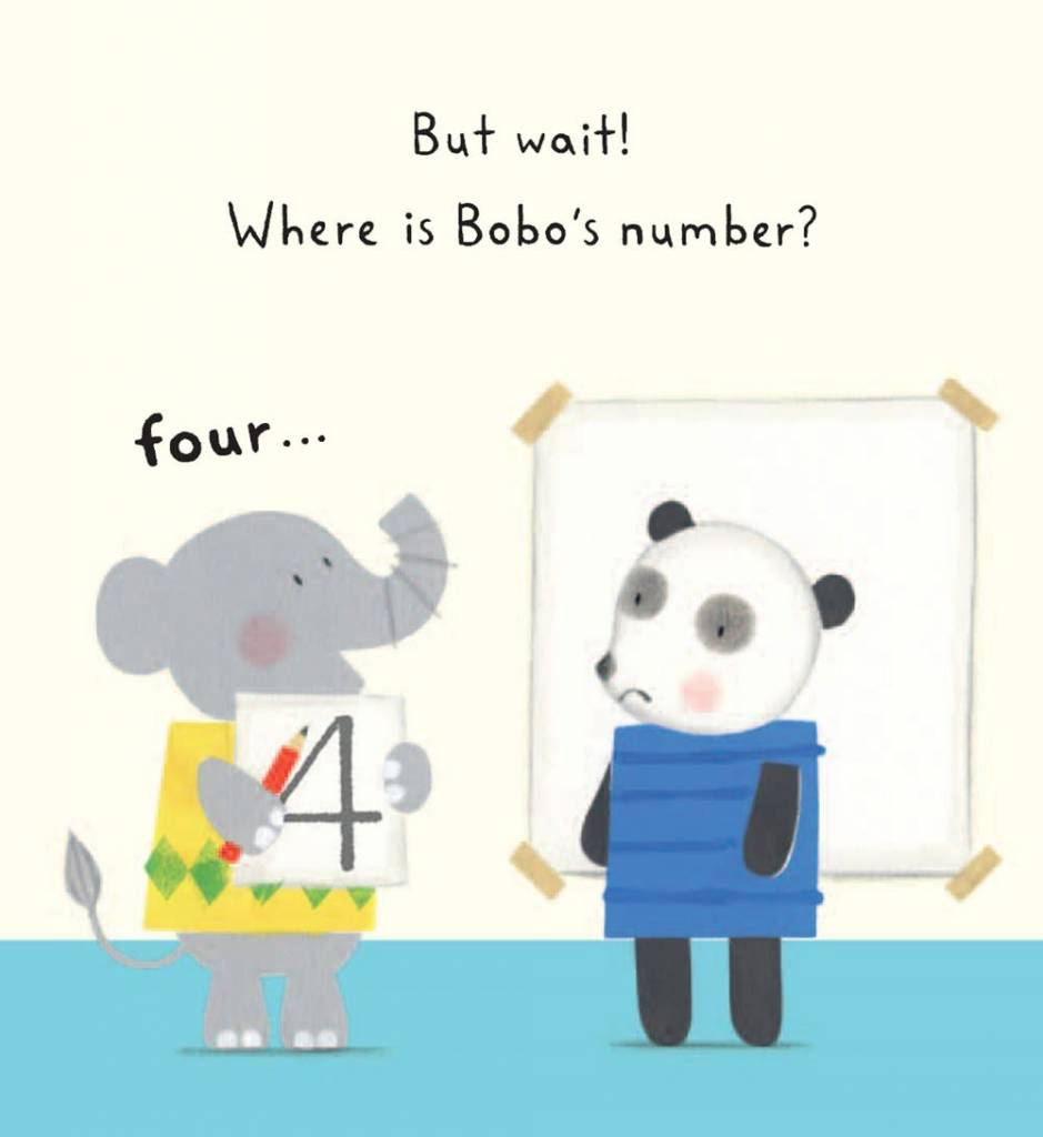 Bloomsbury Childrens Bobo & Co: Numbers