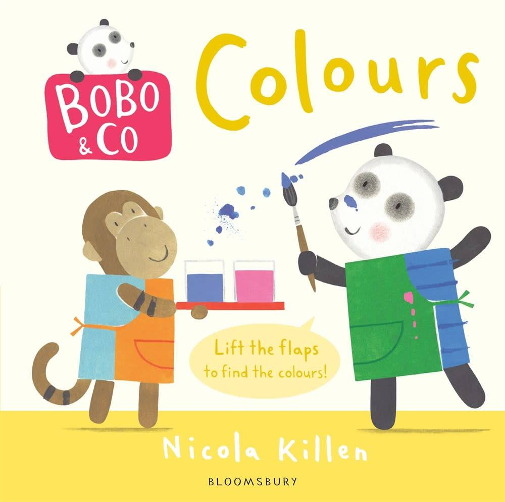 Bloomsbury Childrens Bobo & Co: Colours