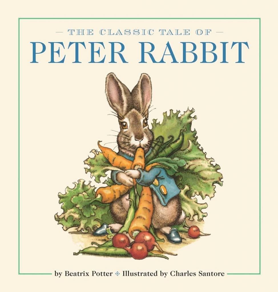 Applesauce Press The Peter Rabbit Oversized Padded Board Book