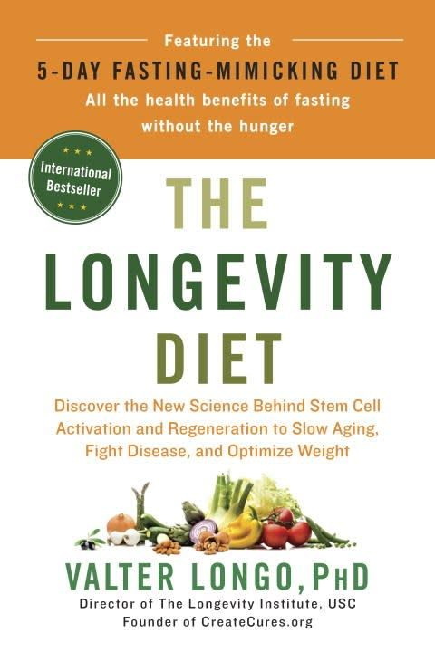 Avery The Longevity Diet
