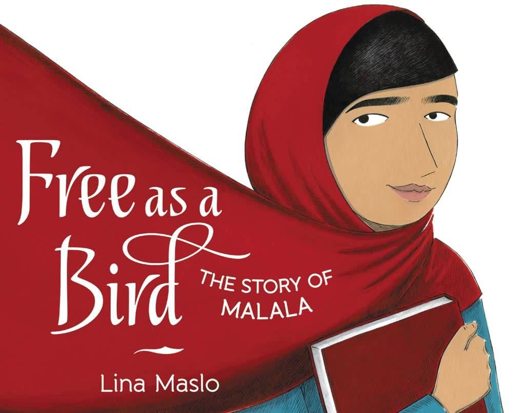 Balzer + Bray Free as a Bird: The Story of Malala Yousafzai