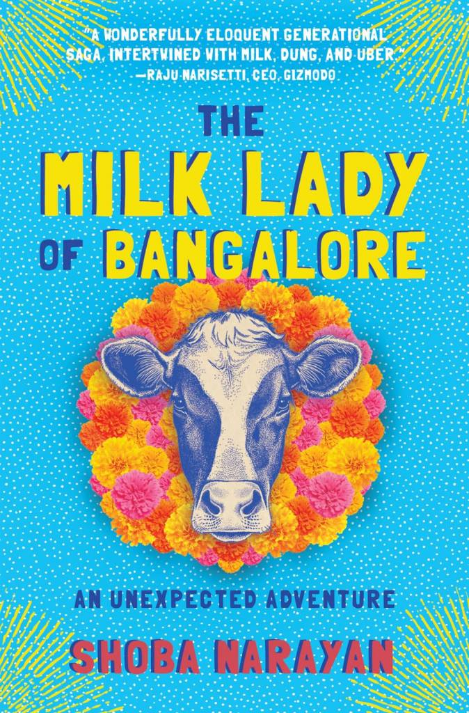Algonquin Books The Milk Lady of Bangalore
