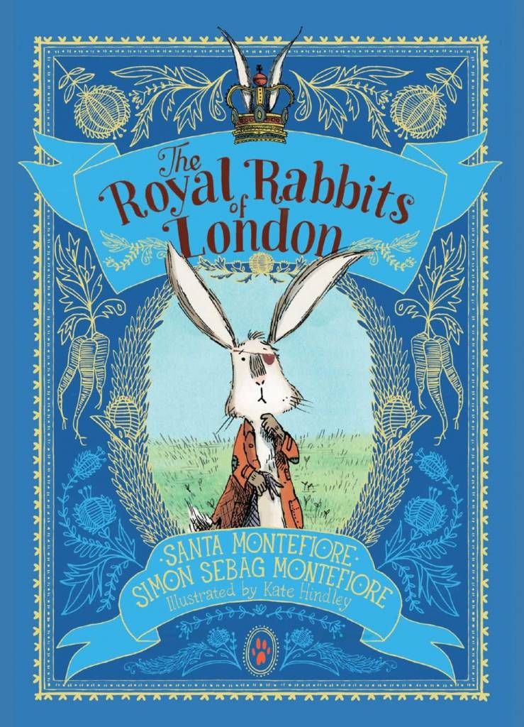 Aladdin The Royal Rabbits of London