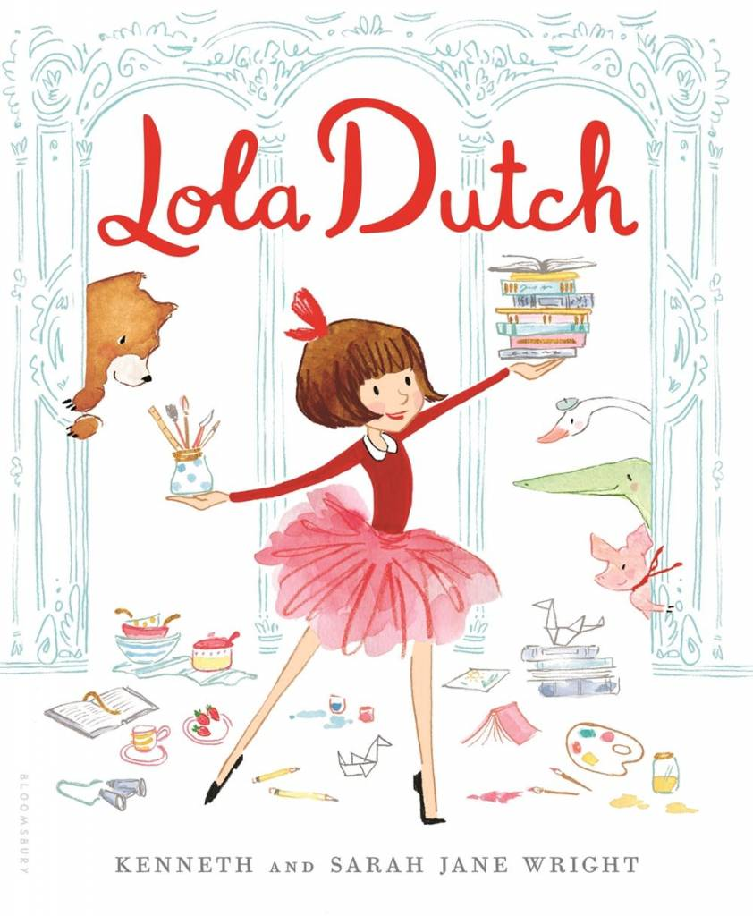 Bloomsbury USA Childrens Lola Dutch