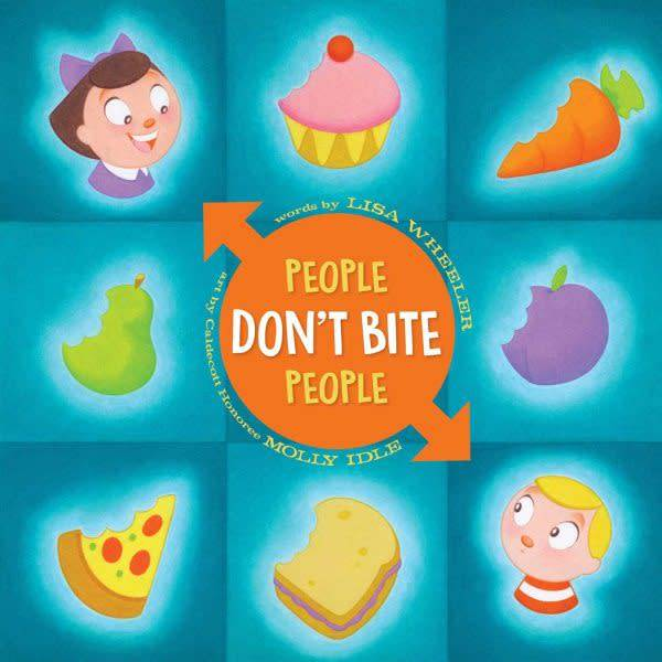 Atheneum Books for Young Readers People Don't Bite People