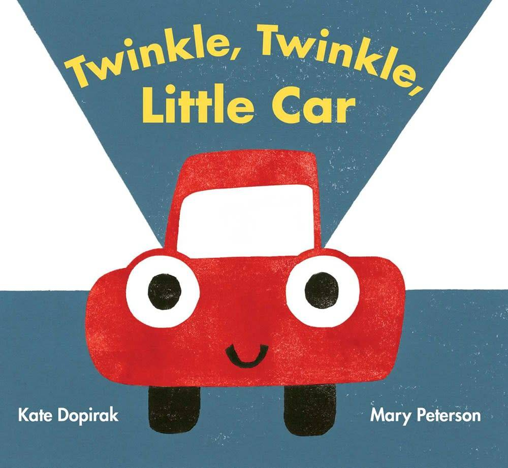 Beach Lane Books Twinkle, Twinkle, Little Car