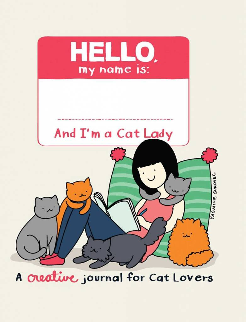 Andrews McMeel Publishing The Cat Lady's Creative Journal