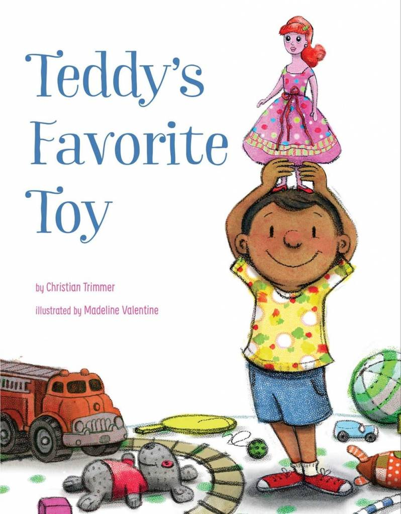 Atheneum Books for Young Readers Teddy's Favorite Toy