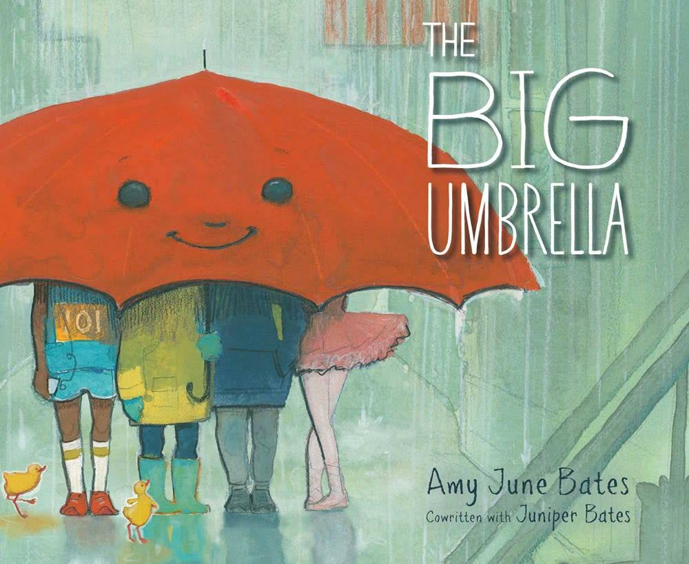 Simon & Schuster/Paula Wiseman Books The Big Umbrella