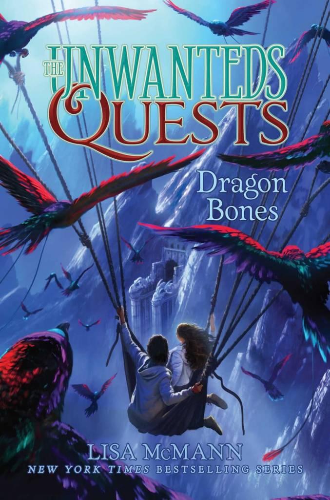 Aladdin The Unwanteds Quests 02 Dragon Bones