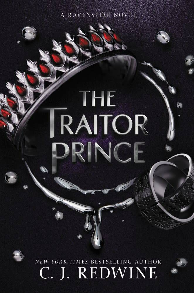 Balzer + Bray The Traitor Prince
