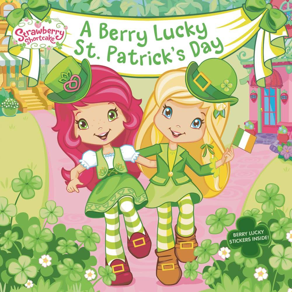 Berry Lucky St Patrick's Day
