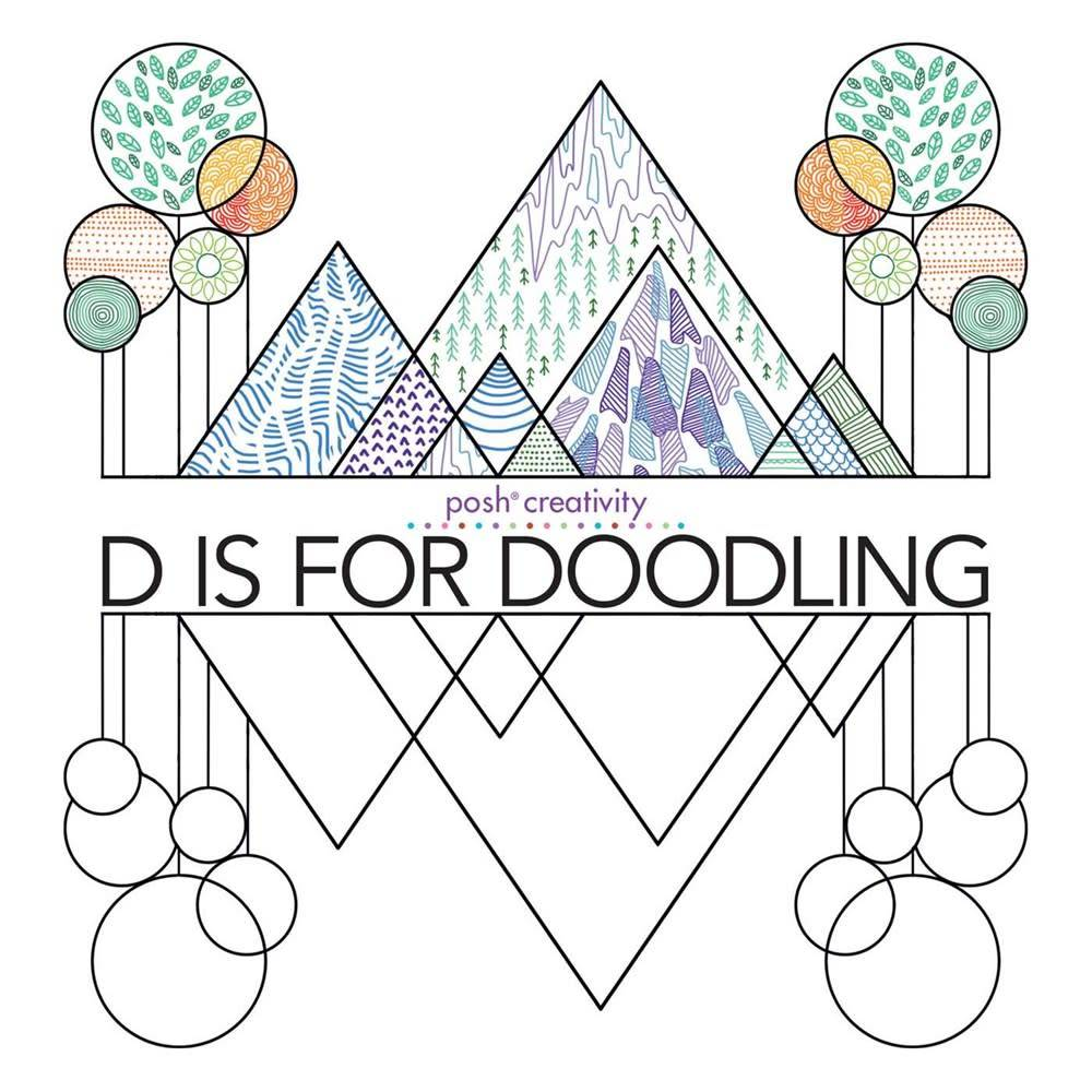 Andrews McMeel Publishing Posh Creativity: D Is for Doodling