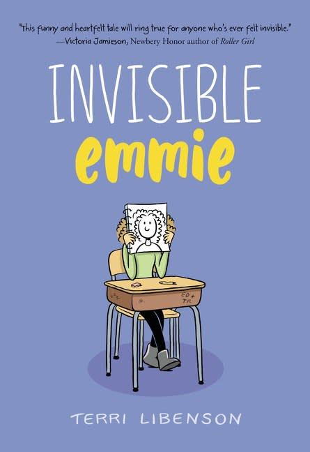 Balzer + Bray Adventures in Middle School 01 Invisible Emmie