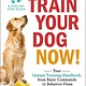 Adams Media Train Your Dog Now!: ...Basic Commands to Behavior Fixes