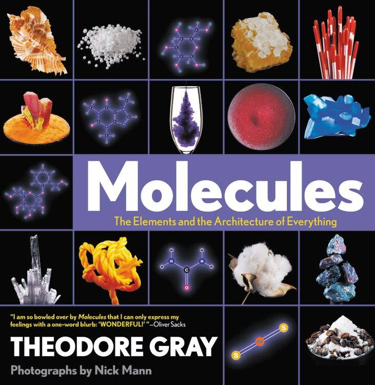 Black Dog & Leventhal Molecules: The Elements and the Architecture of Everything