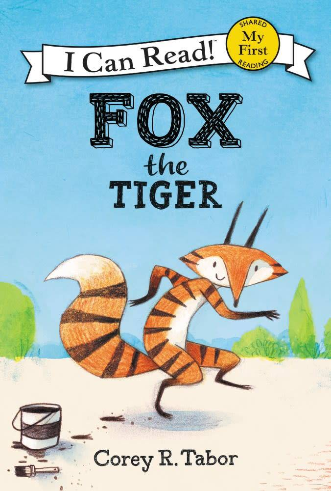 Balzer + Bray Fox: The Tiger (I Can Read!, Lvl Pre-1)