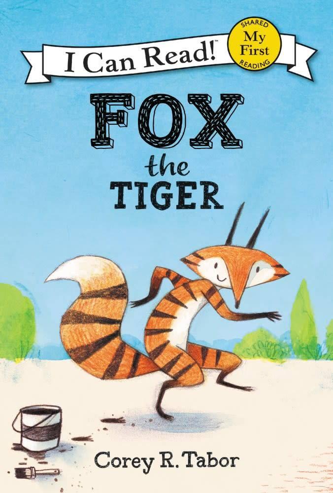 Balzer + Bray Fox: The Tiger (I Can Read!, Lvl Pre-1)