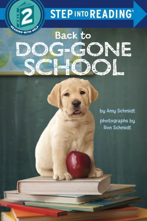 Back to Dog-Gone School (Step-into-Reading, Lvl 2)