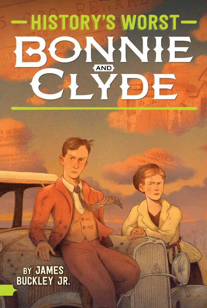 Aladdin History's Worst: Bonnie and Clyde