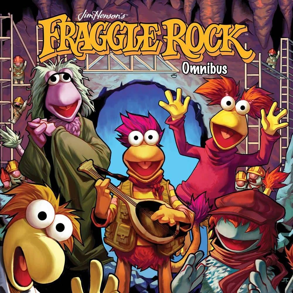 Archaia Jim Henson's Fraggle Rock Omnibus