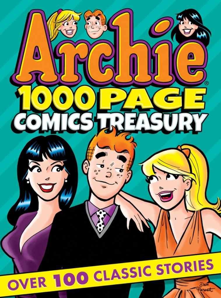 Archie Comics Archie 1000 Page Comics Treasury