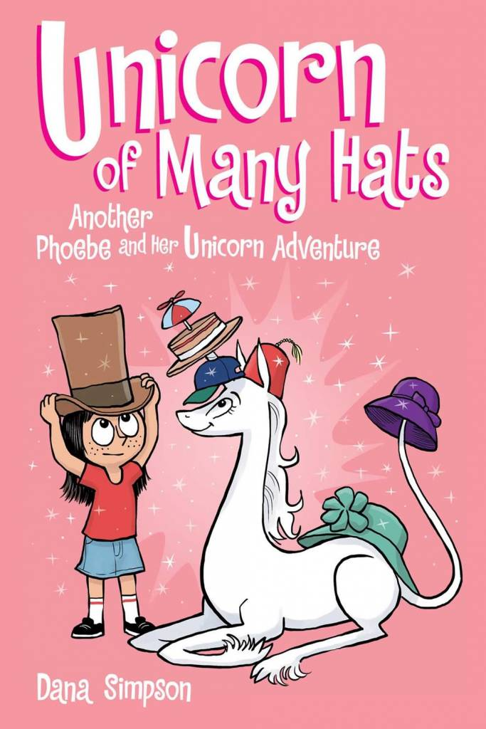 Andrews McMeel Publishing Phoebe and Her Unicorn 07 Unicorn of Many Hats