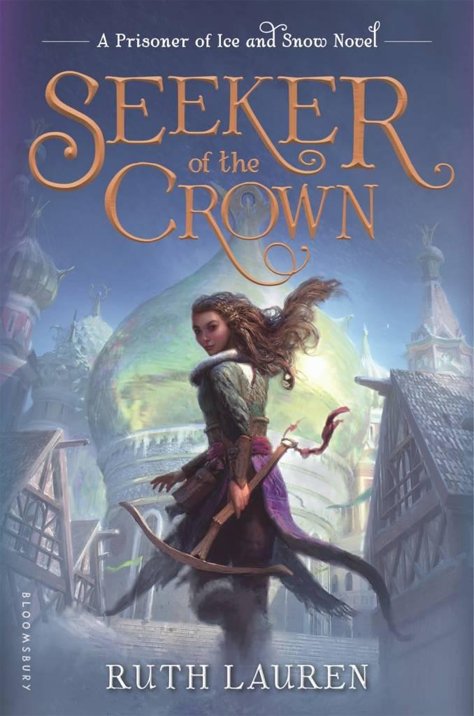 Bloomsbury USA Childrens Seeker of the Crown