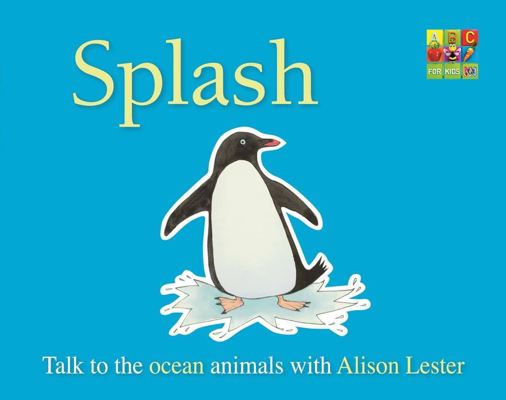 ABC Books Splash