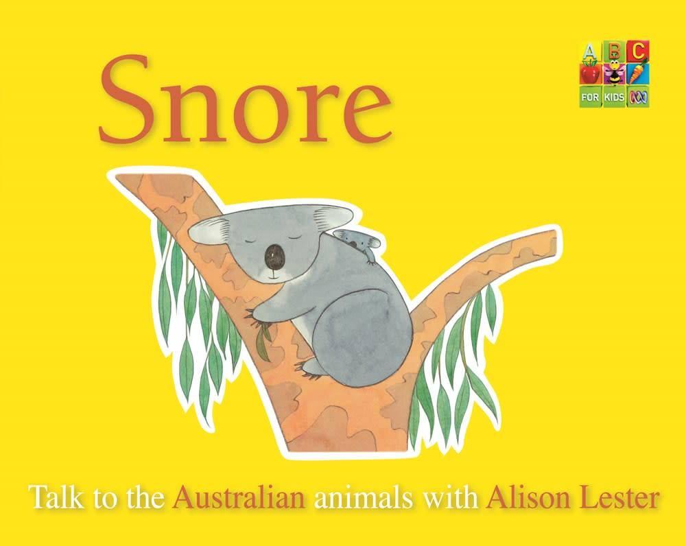 ABC Books Snore