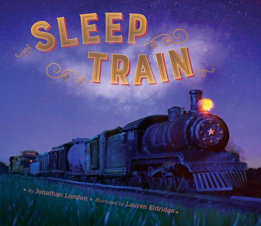 Viking Books for Young Readers Sleep Train