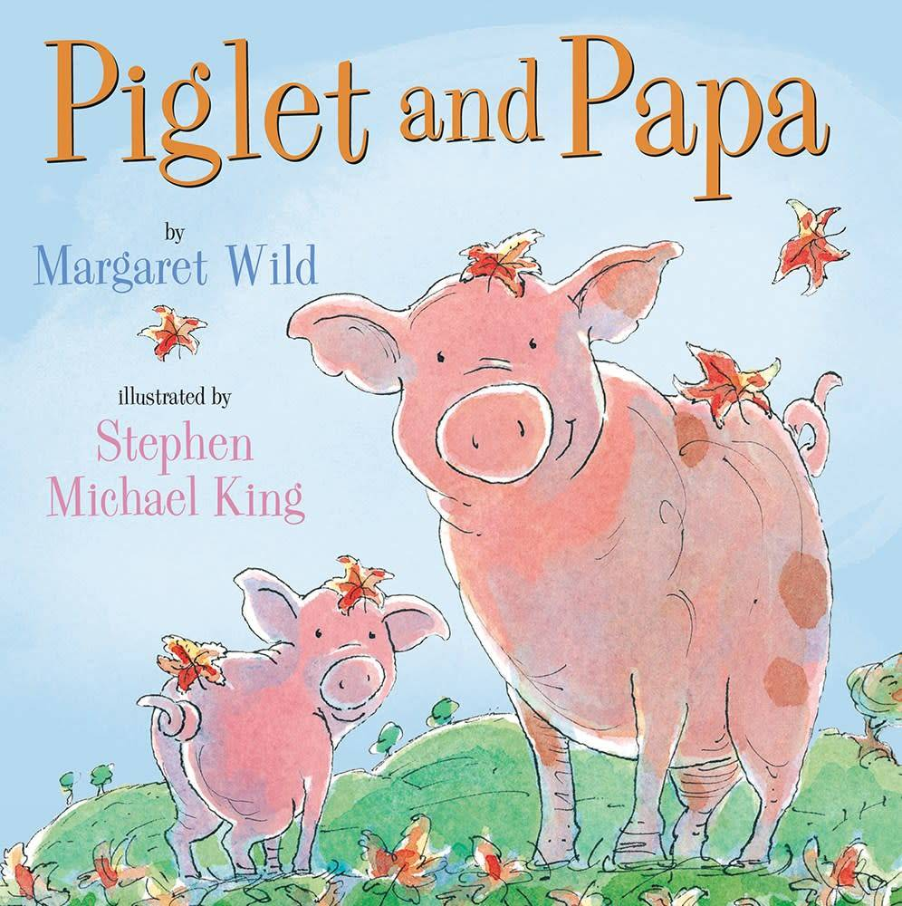Abrams Books for Young Readers Piglet and Papa