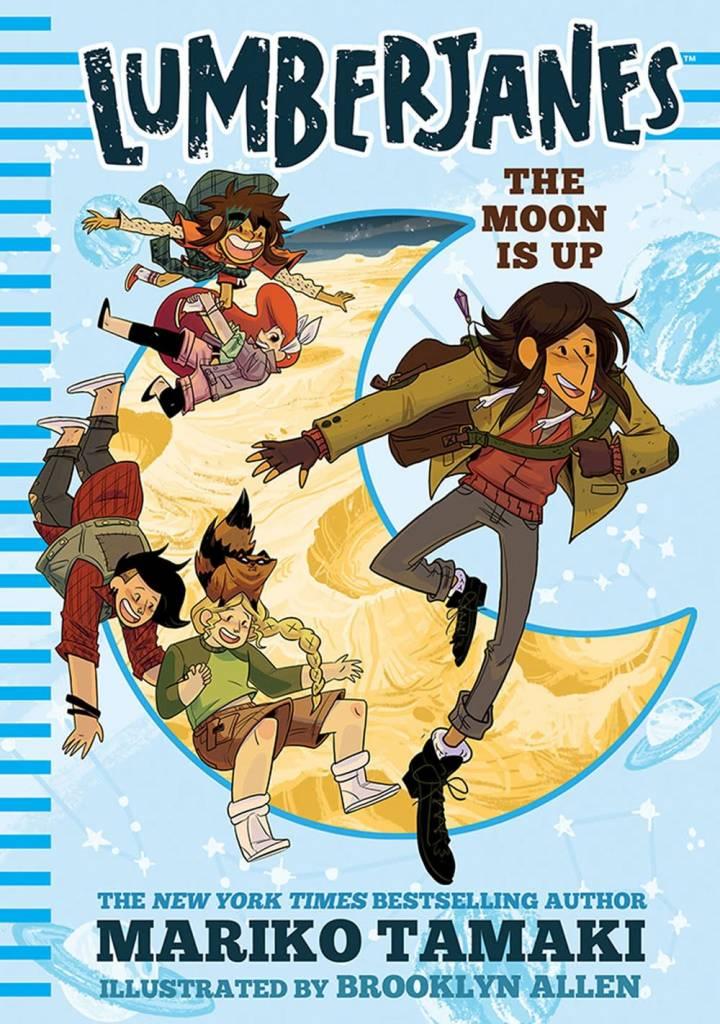 Amulet Books Lumberjanes: The Moon Is Up (Lumberjanes #2)