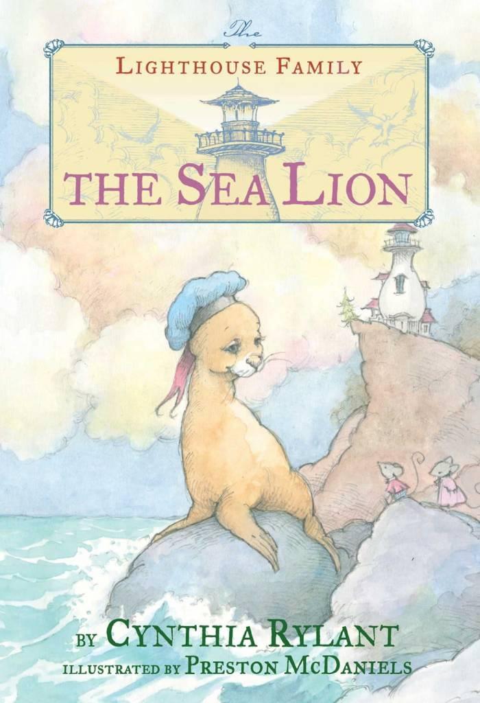 Beach Lane Books The Sea Lion