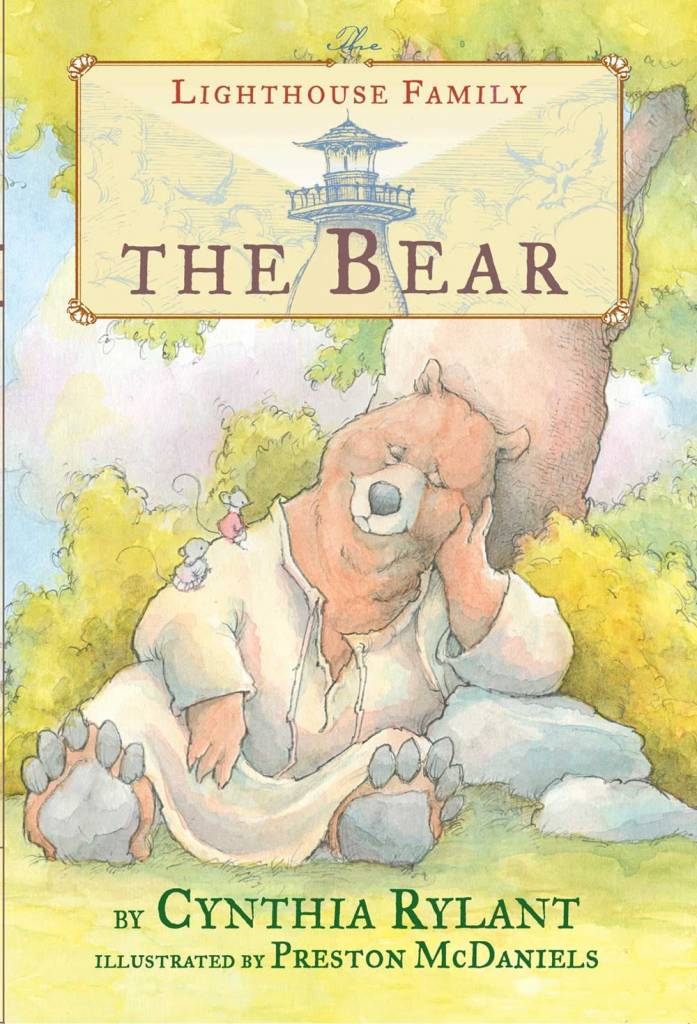 Beach Lane Books The Bear