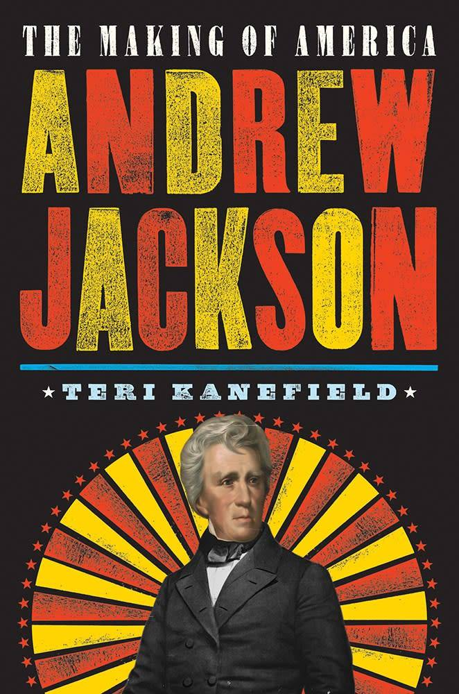 Abrams Books for Young Readers The Making of America 02 Andrew Jackson