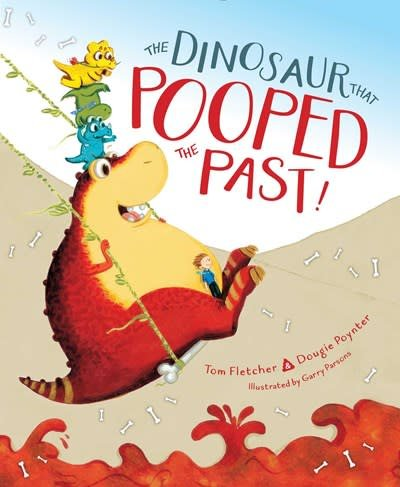 Aladdin The Dinosaur That Pooped the Past!