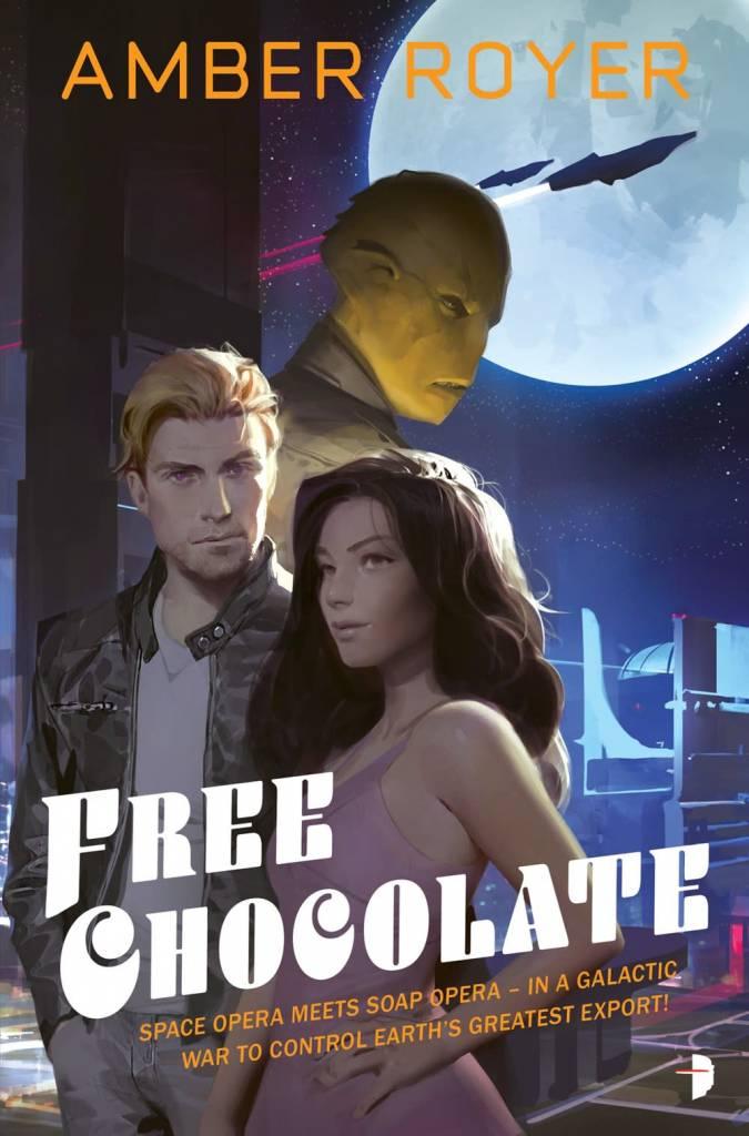 Angry Robot Free Chocolate