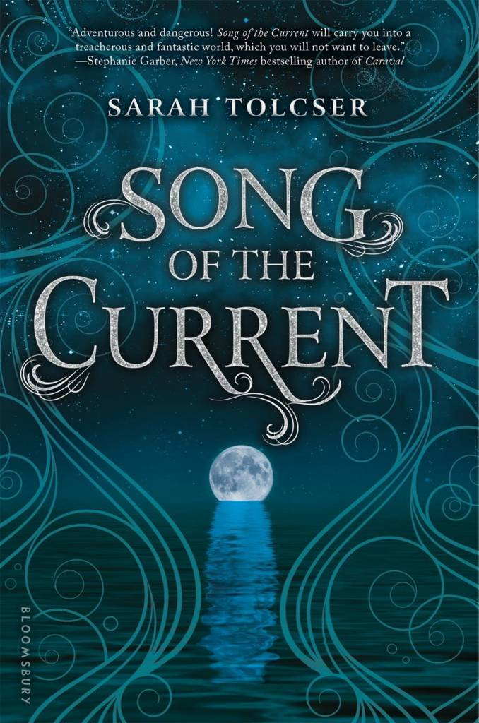 Bloomsbury YA Song of the Current