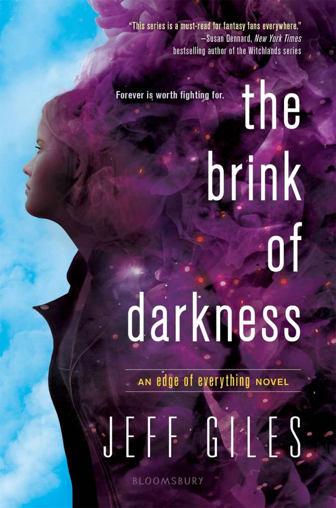 Bloomsbury YA The Brink of Darkness