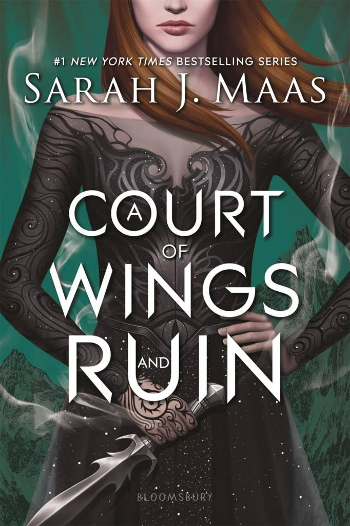 Bloomsbury YA A Court of Wings and Ruin