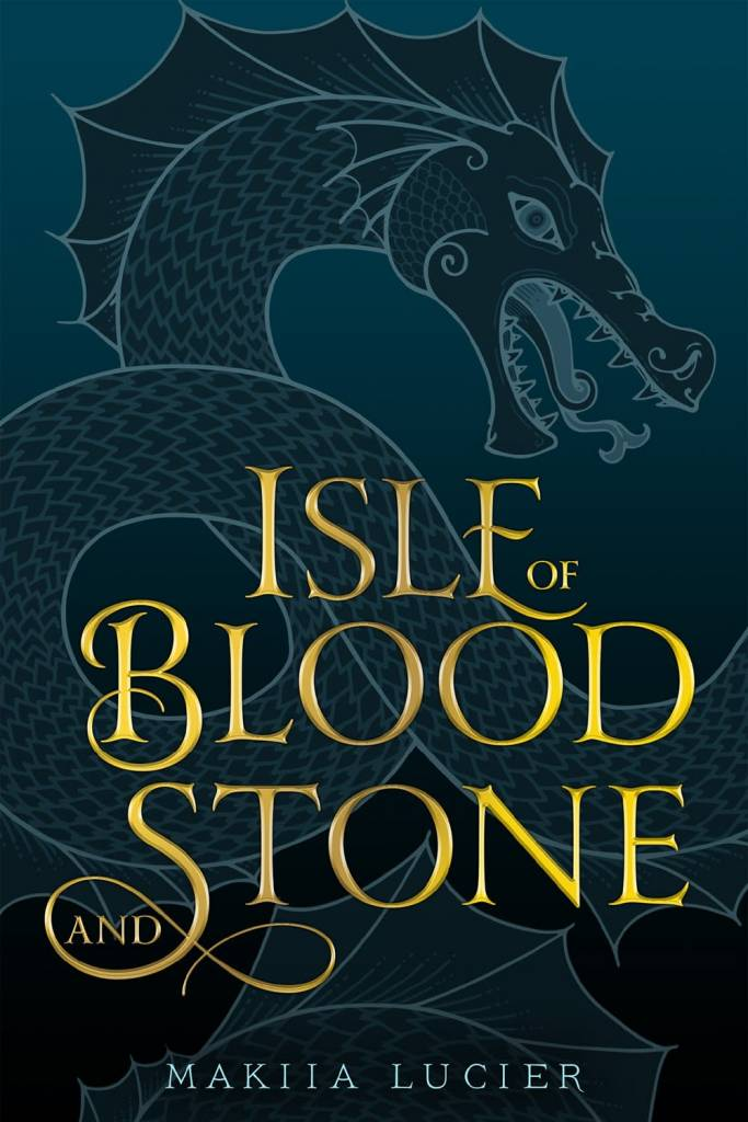 HMH Books for Young Readers Isle of Blood and Stone