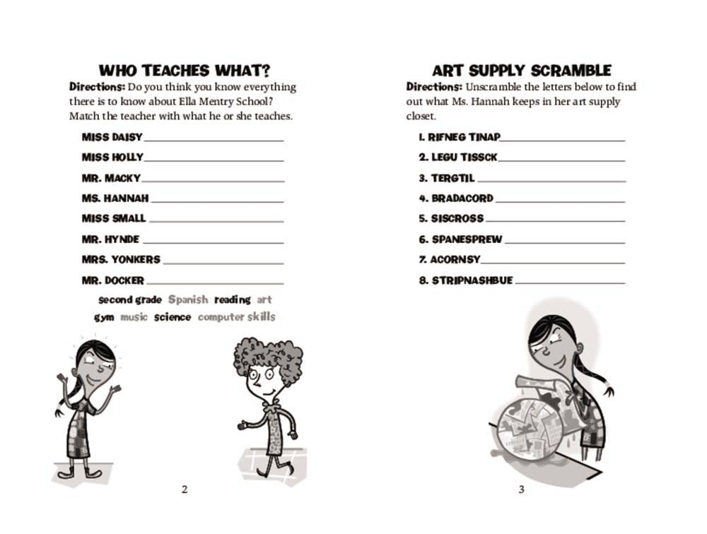 HarperCollins My Weird School: Jokes, Games, and Puzzles