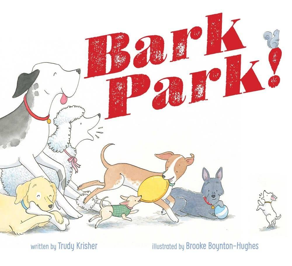 Beach Lane Books Bark Park!