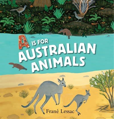 Candlewick A is for Australian Animals