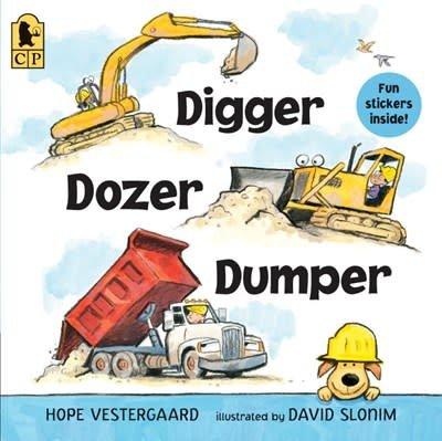 Candlewick Digger, Dozer, Dumper