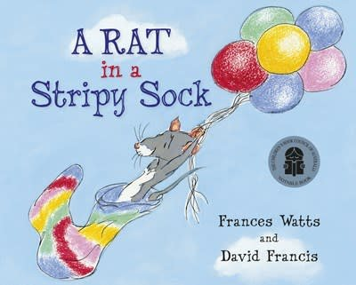 ABC Books A Rat in a Stripy Sock